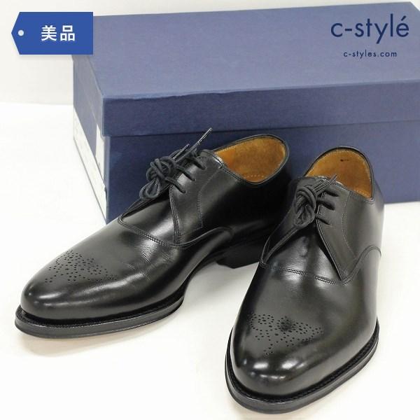 JALAN SRIWIJAYA ジャランスリウァヤ 外羽根 ブローグ ドレスシューズ size6 レザー 靴