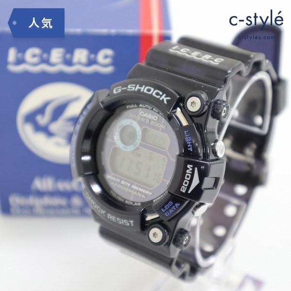 CASIO カシオ G-SHOCK ジーショック フロッグマン GW-202K-2JR 腕時計 ALL AS ONE