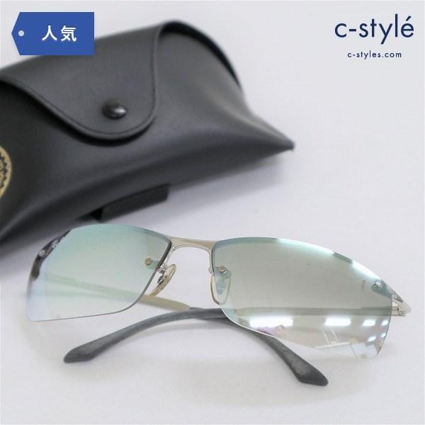 Ray Ban レイバン RB3183 003/Z1 サングラス ケース イタリア製 メガネ フレーム 眼鏡