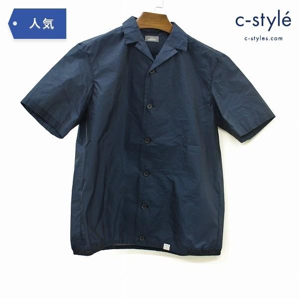 Kolor BEACON カラー ビーコン 18SS オープンカラー 半袖 シャツ size1 ポリエステル 日本製