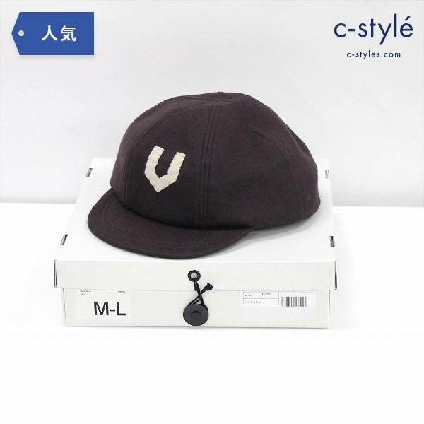 visvim ヴィズヴィム HONUS CAP キャップ M-Lサイズ ブラウン ベースボール