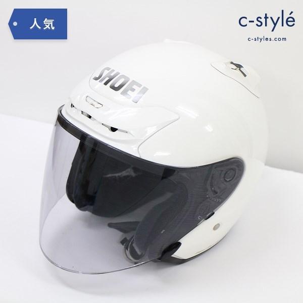 SHOEI ショウエイ J-FORCE Ⅱ L 59~60cm フルフェイス ヘルメット ホワイト