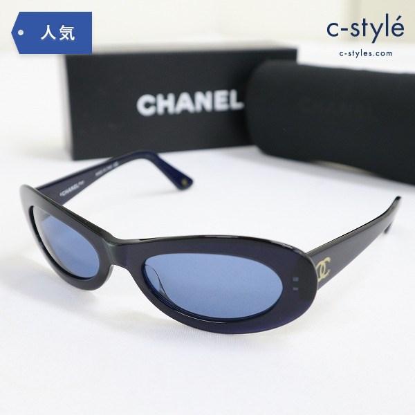 CHANEL シャネル サングラス アイウェア 5007 C.503165 52ロ19 135 ココマーク ロゴ