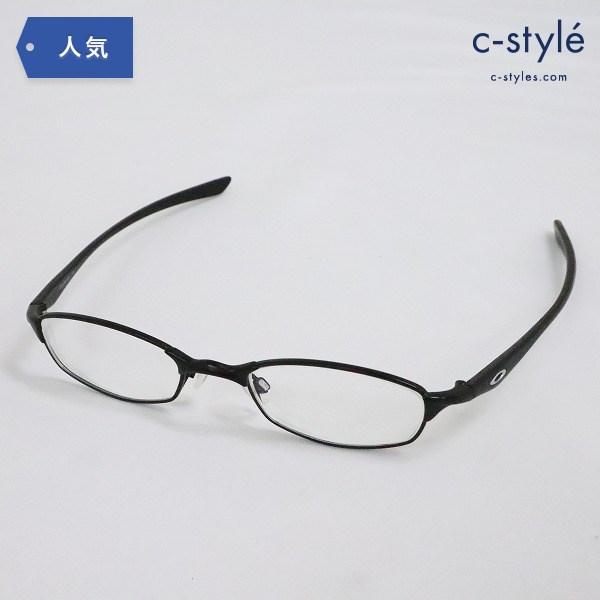 OAKLEY オークリー Off Line 4.0 140 BLACK 度入り 眼鏡 アイウェア メガネフレーム