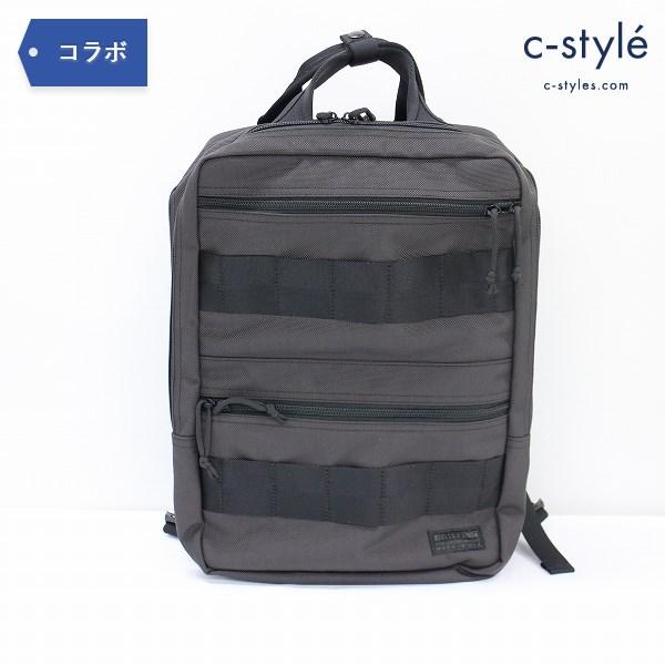 BRIEFING × UNITED ARROWS スクエア バックパック1 リュック 鞄