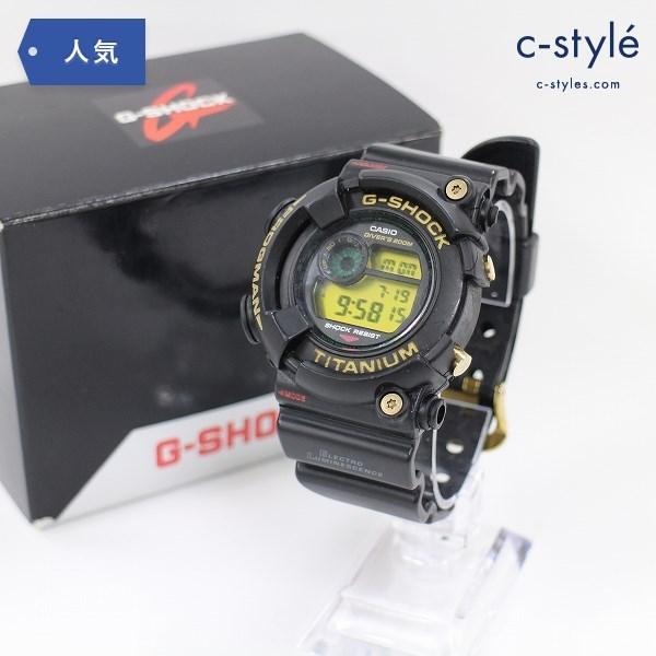 カシオ G-SHOCK 7th フロッグマン DW-8201NT デジタル 腕時計 樹脂バンド