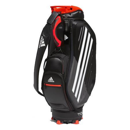 アディダスゴルフ(adidas GOLF) ツアー プロレプリカバッグ(ゴルフ)/ TOUR PROFESSIONAL REPLICA CADDIE BAG