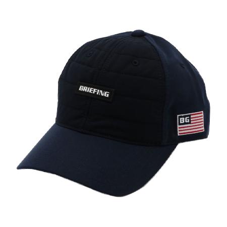 BRIEFING(ブリーフィング) ゴルフウェア MENS QUILTING CAP