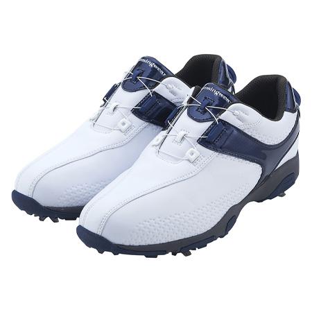 Munsingwear(マンシングウェア) ヒールダイヤル式ゴルフシューズ