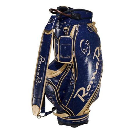 ロマロ(RomaRo)ゴルフウェア PRO MODEL CADDIE BAG 9.5 パーライズシリーズ