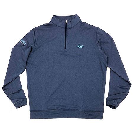 Scotty Cameron(スコッティキャメロン)ゴルフウェア Perth Zip メンズ PETER MILLAR プルオーバーセーター