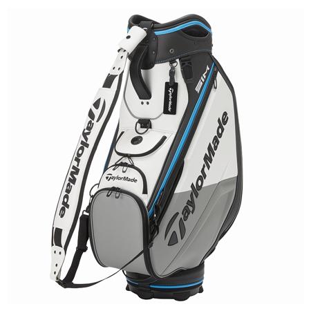 テーラーメイドゴルフ(TaylorMade golf) グローバルツアースタッフバッグ 10.5型
