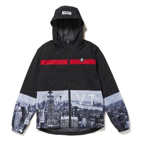 V12(ヴィ トゥエルブ) CITY BLOUSON BLACK