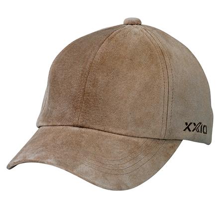 XXIO(ゼクシオ)ゴルフウェア 数量限定 レザーキャップ XMH0123L