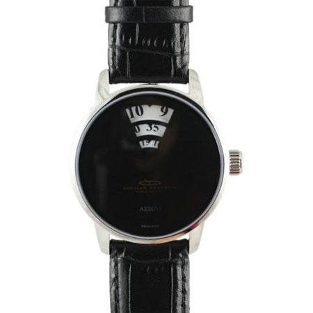 ANGULAR MOMENTUM(アンギュラー モメンタム) AXIS/VI Digital Swiss Automatic Watch