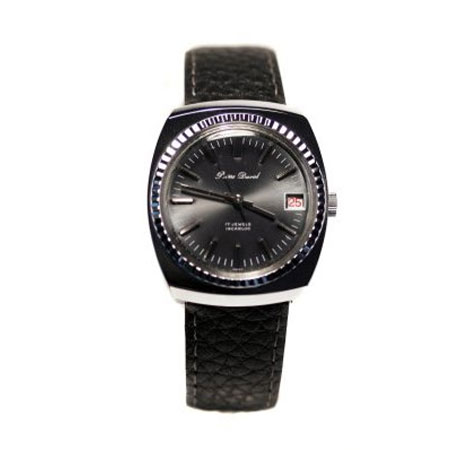 ANGULAR MOMENTUM(アンギュラー モメンタム) Vintage 1970s Era FHF 69 Handwind Swiss Watch – NEW with Warranty, Pierre Duval
