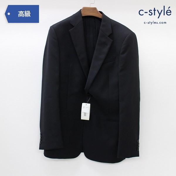 ARMANI COLLEZIONI アルマーニ テーラード 2B ジャケット size48 ブラック