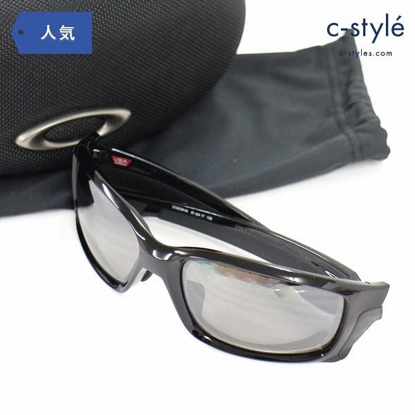 OAKLEY オークリー ストレート リンク サングラス 009336-04 アイウェア 眼鏡