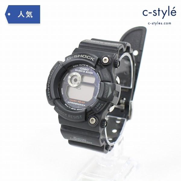 CASIO カシオ G-SHOCK ジーショック フロッグマン GW-200RB 腕時計 ウォッチ ソーラー