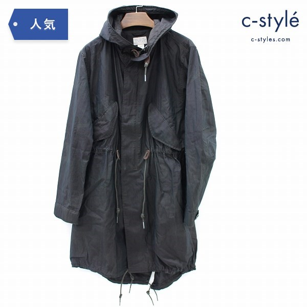 RRL ダブルアールエル Packable Cotton Blend モッズ コート XS ミリタリー