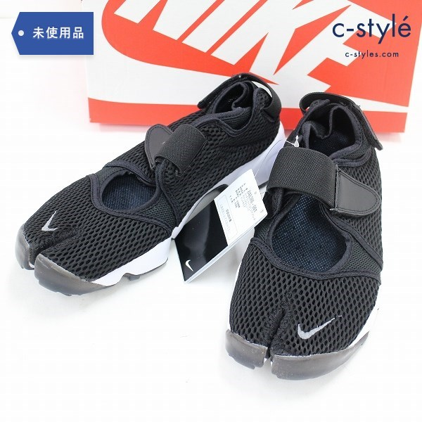 NIKE ナイキ WMNS AIR RIFT エアリフト BR 27cm スニーカー メッシュ 靴