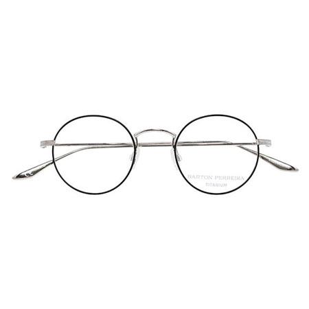 BARTON PERREIRA(バートンペレイラ) SAVANT サヴァント SIL/BLK(SILVER/BLACK)メガネ