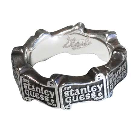 STANLEY GUESS(スタンリーゲス) ロゴバンドリング