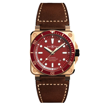 Bell&Ross(ベル&ロス) BR 03-92 DIVER RED BRONZE