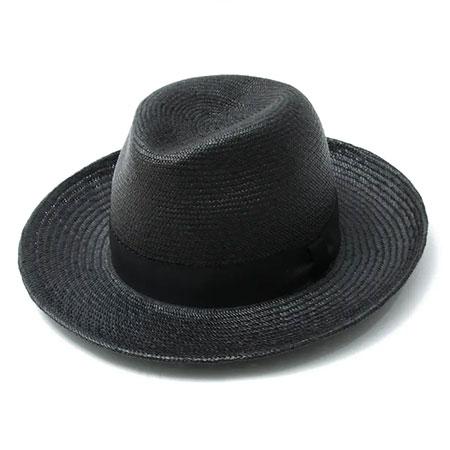 BLACK HONEY CHILI COOKIE(ブラックハニーチリクッキー) Panama Hat / BLACK 2904702