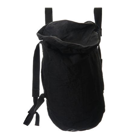 BORIS BIDJAN SABERI(ボリスビジャンサベリ) INFANTERY-BAG2 – VEG TAN HORSE SKIN – Black