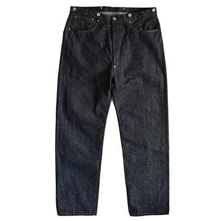 Bowery Blue Makers(バワリーブルーメーカーズ) TYPE-1881 HIGH RISE STRAIGHT FIT