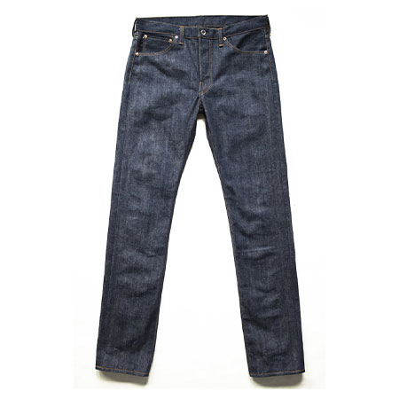 Bowery Blue Makers(バワリーブルーメーカーズ) TYPE-L AUTHENTIC LOW RISE SLIM FIT