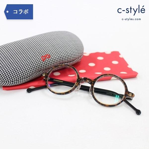 白山眼鏡店 × TAKEO KIKUCHI ROUND CLASSIC 度なし アイウェア