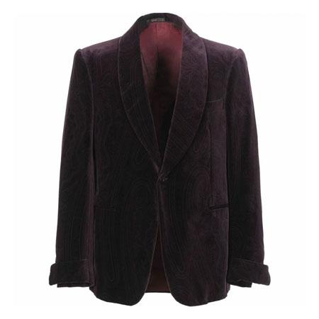 Cifonelli(チフォネリ) Blazer Dark purple