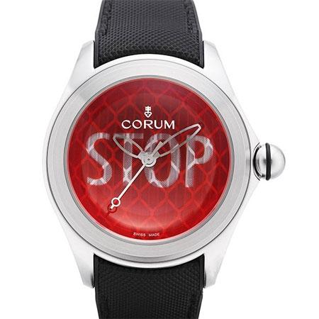 CORUM(コルム) バブル 47 ストップ リミテッド