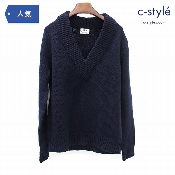 ACNE STUDIOS アクネ 14AW セーター CLAUDE Sサイズ ウール