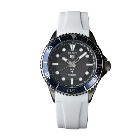 ELGIN(エルジン) 腕時計電波ソ-ラ-IN-003W-BL