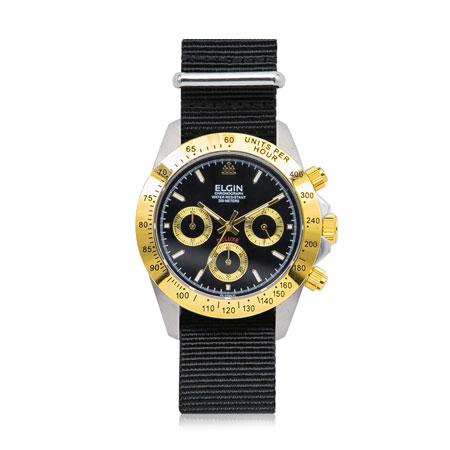 ELGIN(エルジン) 腕時計CR009BK