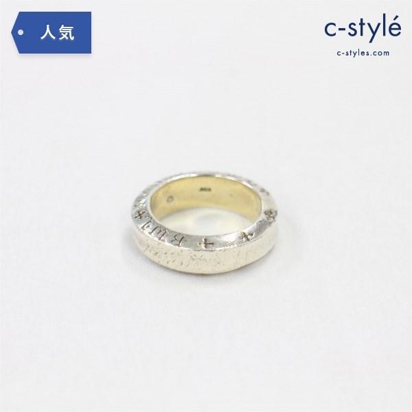 BILL WALL LEATHER ビルウォールレザー シルバーリング 約18号 指輪 925